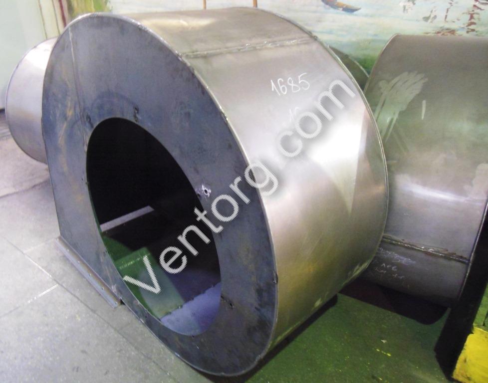 Вентилятор пылевой промышленный ВЦП 7-40-12,5