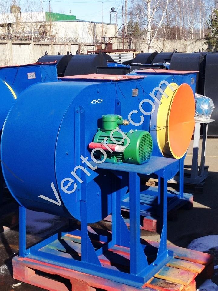 Вентилятор центробежный пылевой ВЦП 7-40-10 цена