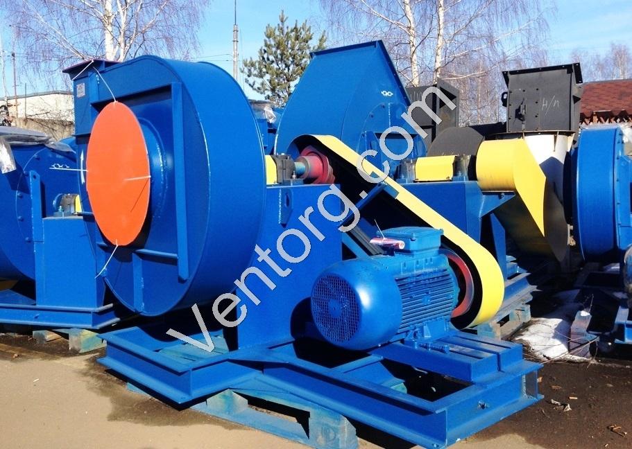Взрывозащищенный пылевой вентилятор ВР 100-45-12,5 продажа