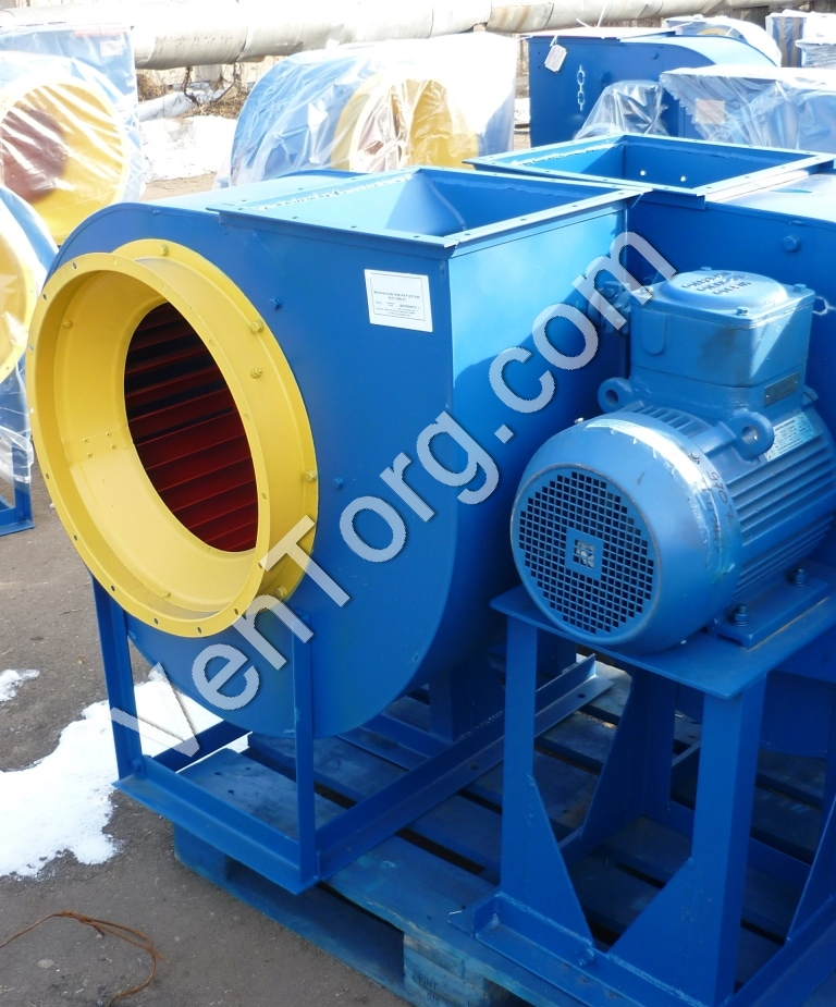 Завод изготовитель вентиляторов ВЦ 4-70-6,3