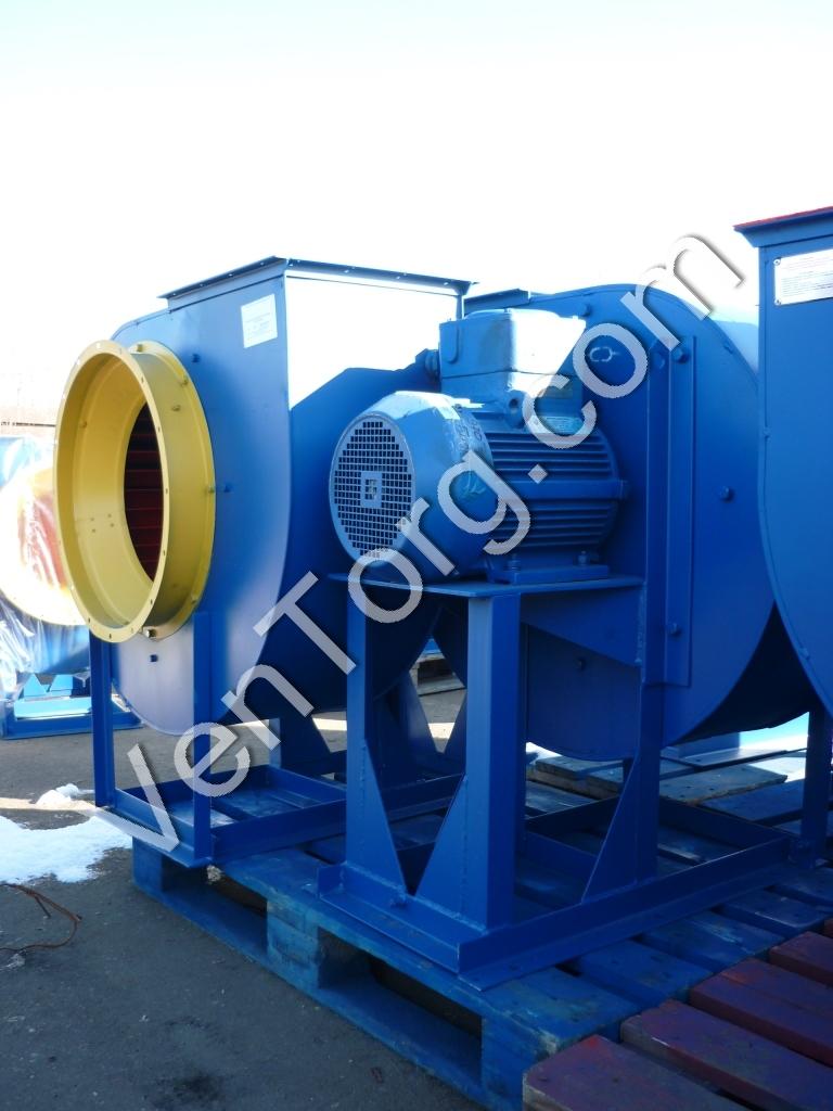 Изготовление вентиляторов ВР 300-45-2,5