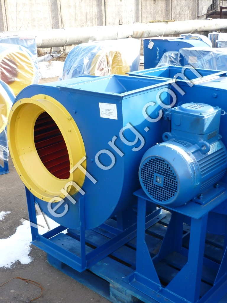 Купить ВР 300-45-4 вентиляторы радиальные из углеродистой стали