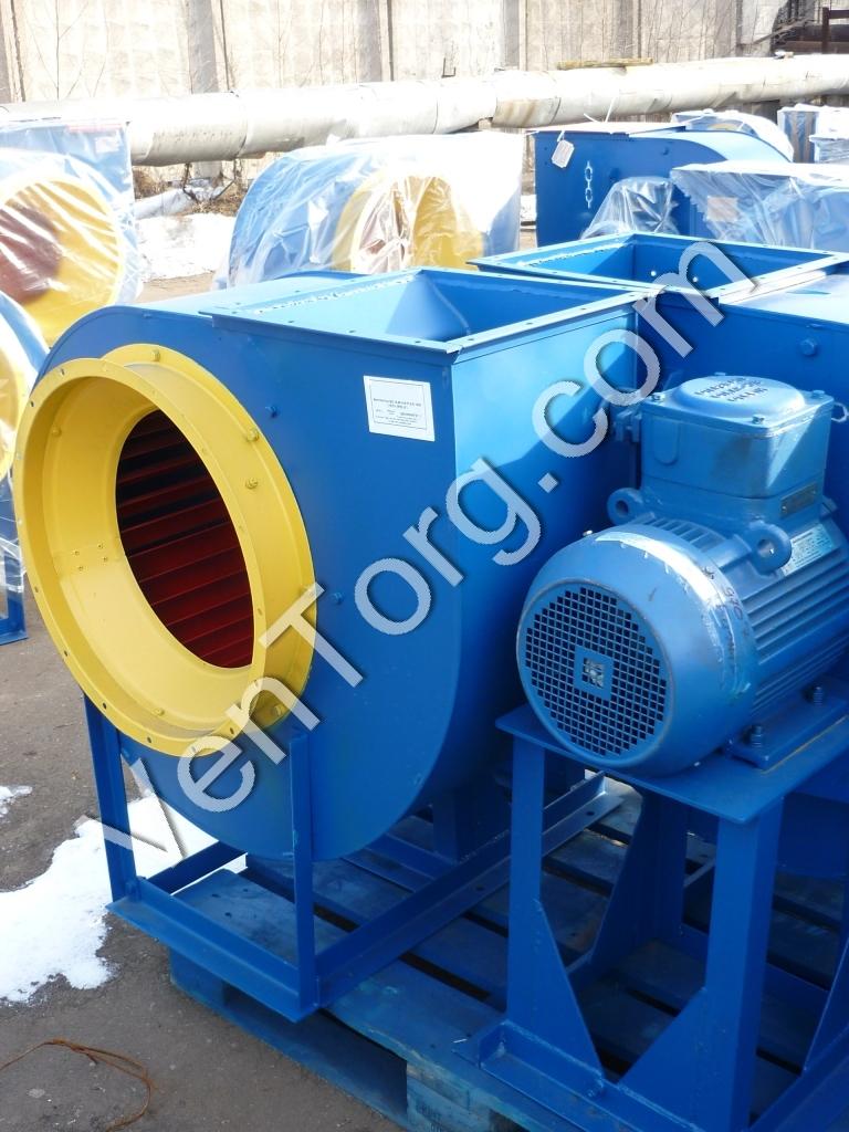 Купить ВР 300-45-8 промышленный вентилятор среднего давления