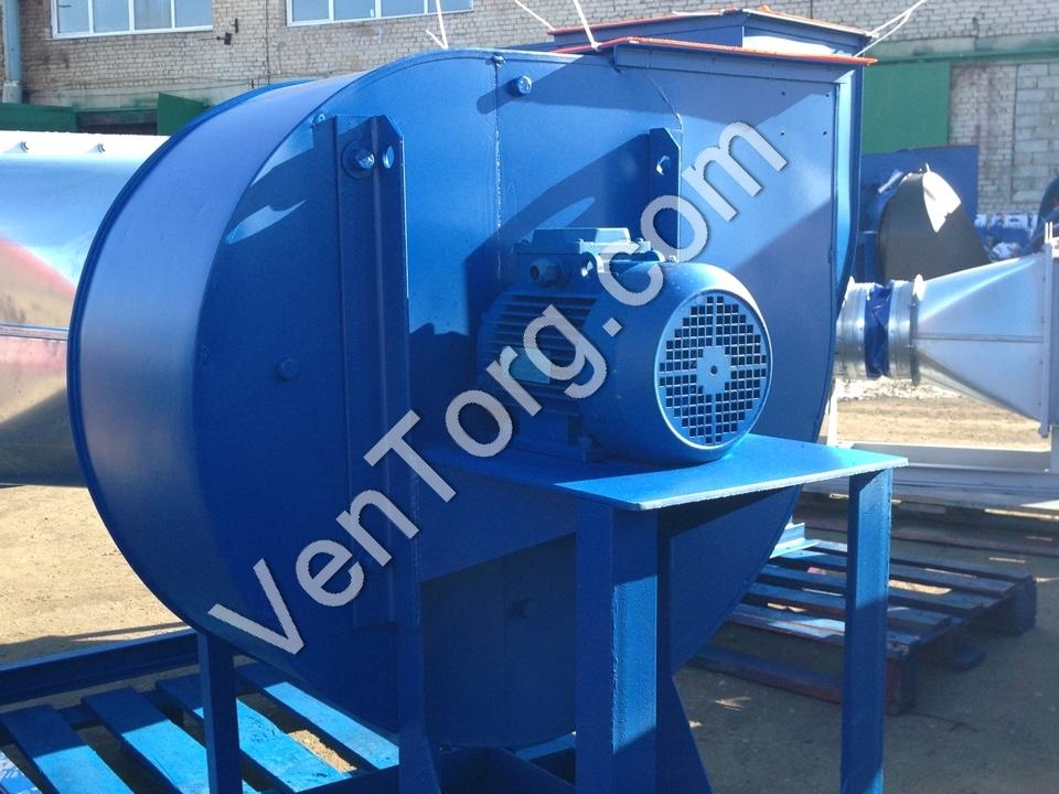 Купить центробежные вентиляторы одностороннего всасывания ВЦ 4-70-11,2