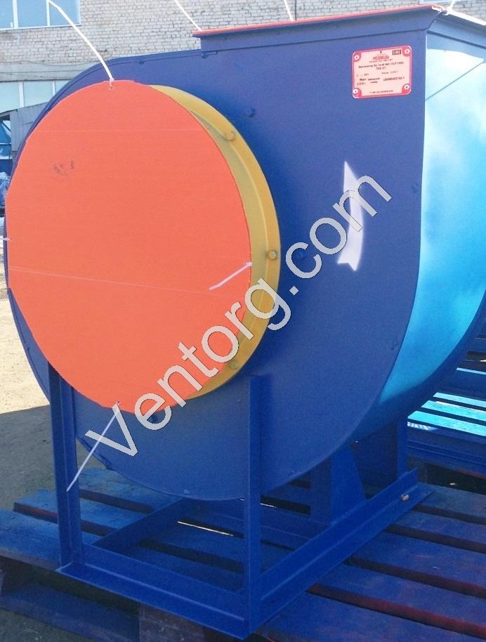 Купить центробежный вентилятор улитка ВЦ 4-75-11,2