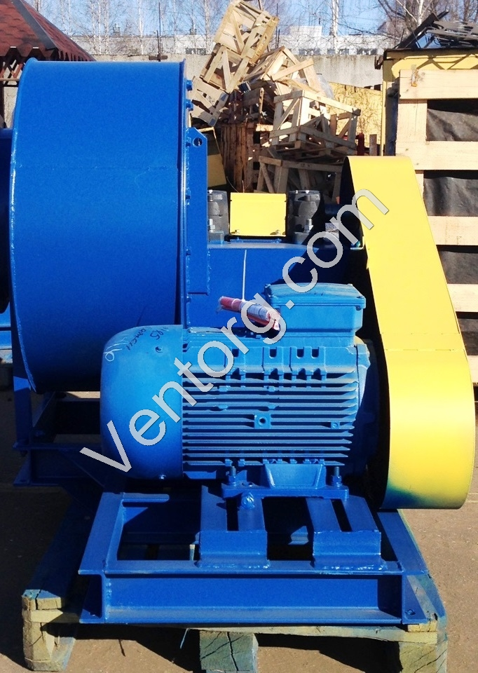 Производство пылевых вентиляторов ВР 100-45-5