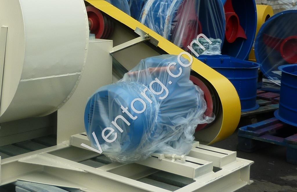 Пылевой вентилятор ВЦП 7-40-3,15