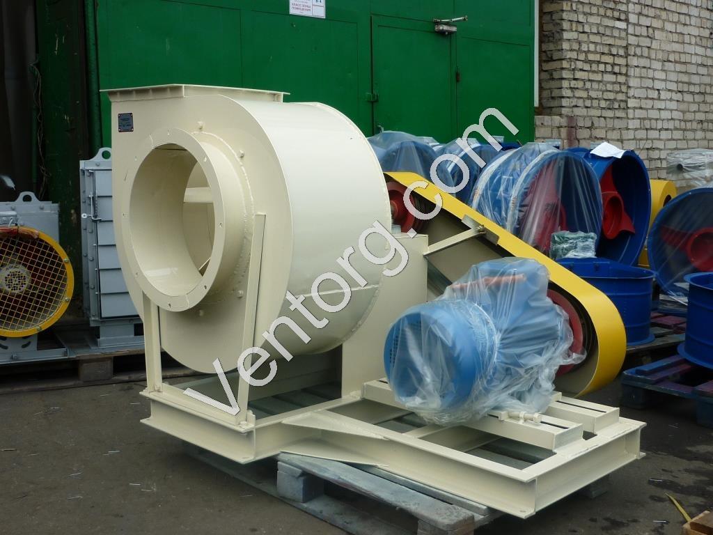 Пылевой вентилятор ВЦП 7-40-4 продажа