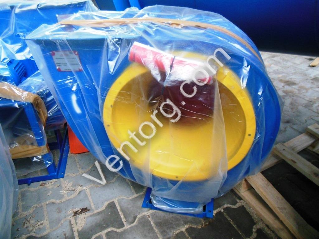 Радиальный вентилятор ВЦ 4-75-3,55