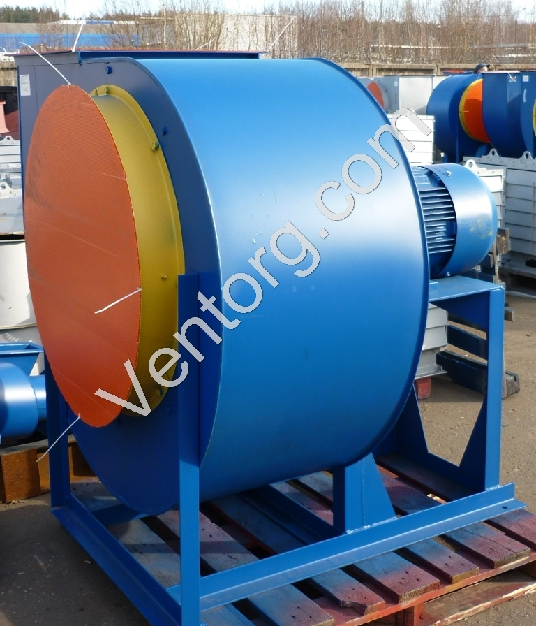 Центробежные вентиляторы ВЦ 4-75-8