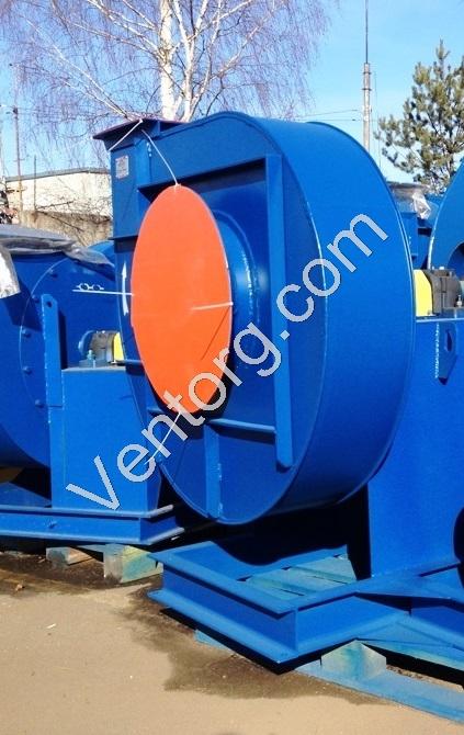 вентилятор пылевой ВР 100-45-8 доставка
